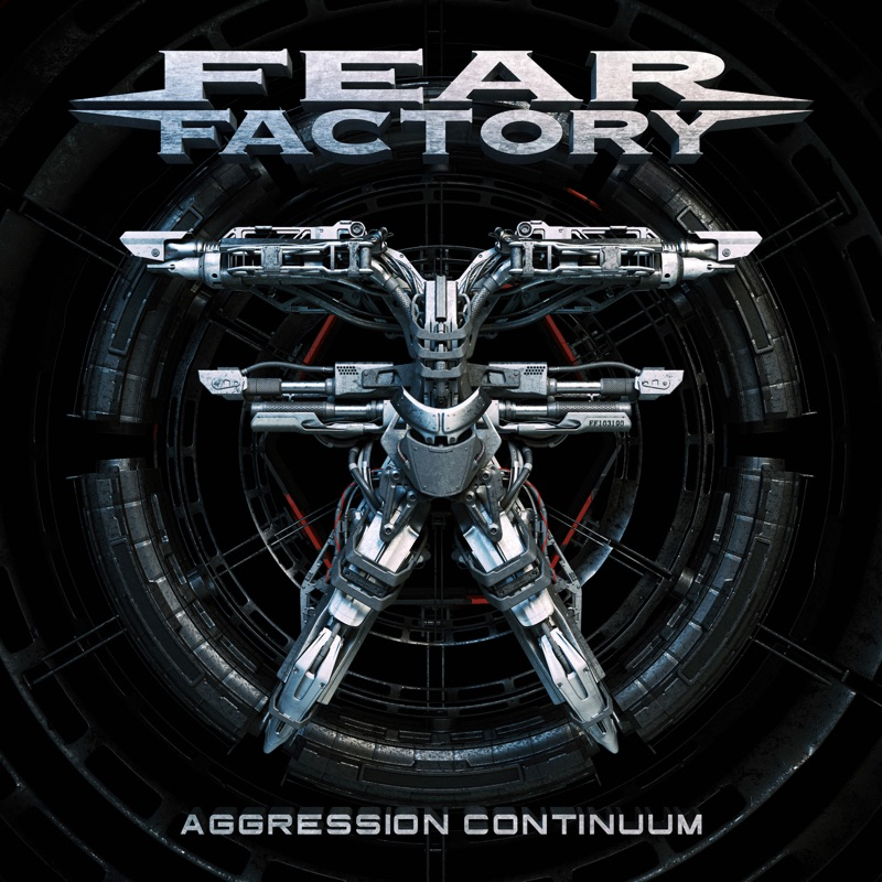 Fear Factory - Aggression Continuum Deluxe Gatefold Edition