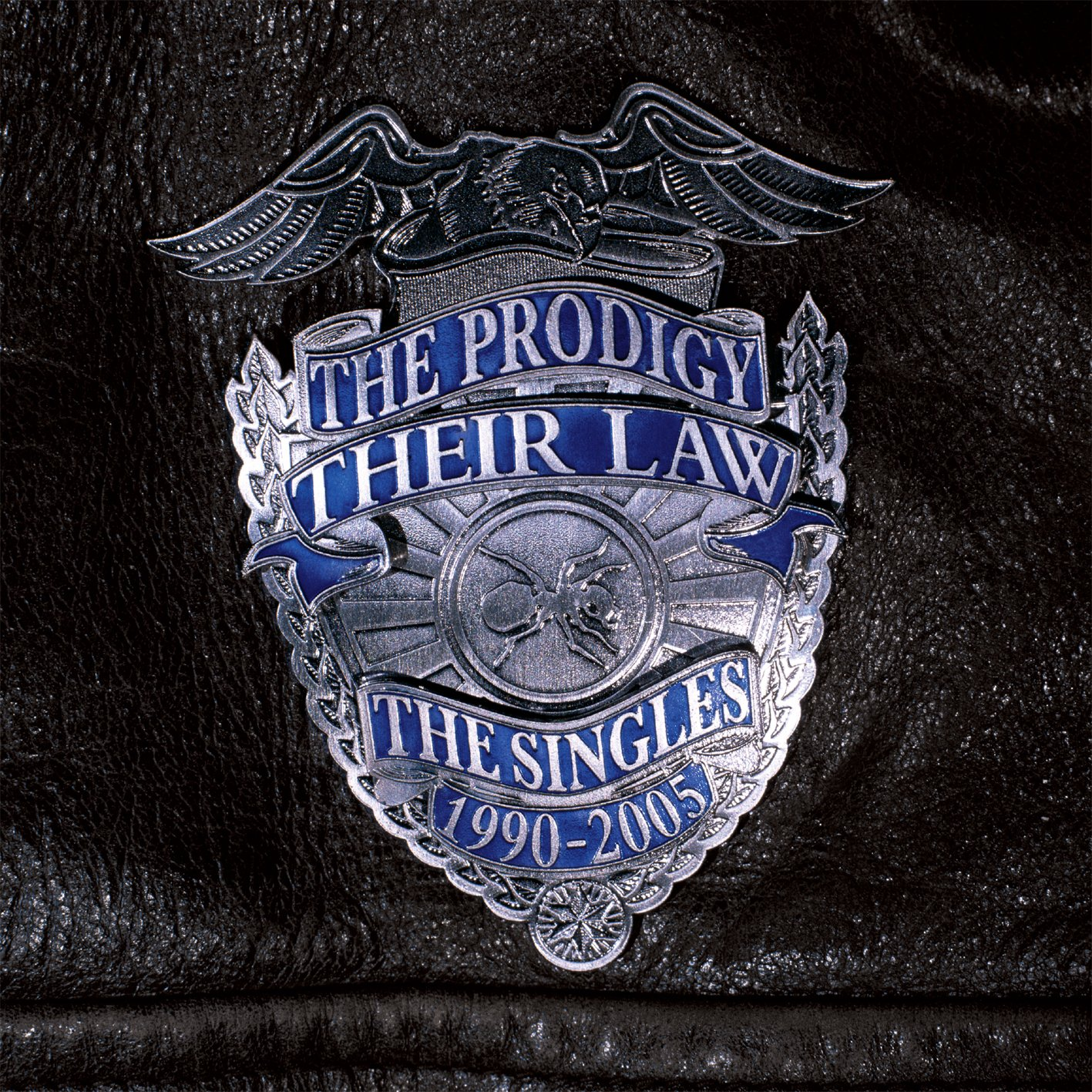 The Prodigy - Their Law - The Singles 1990 - 2005 Limited Edition Silver 2LP Vinyl