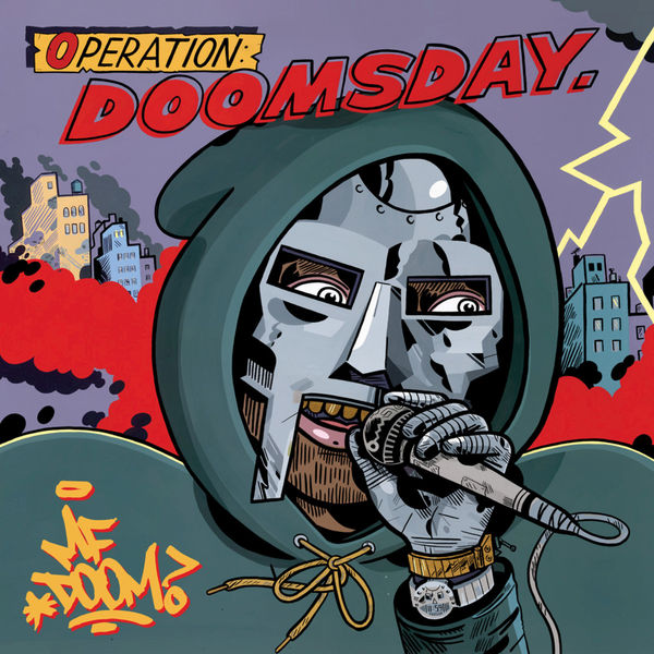 MF Doom - Operation Doomsday LTD Alternative MC Sleeve