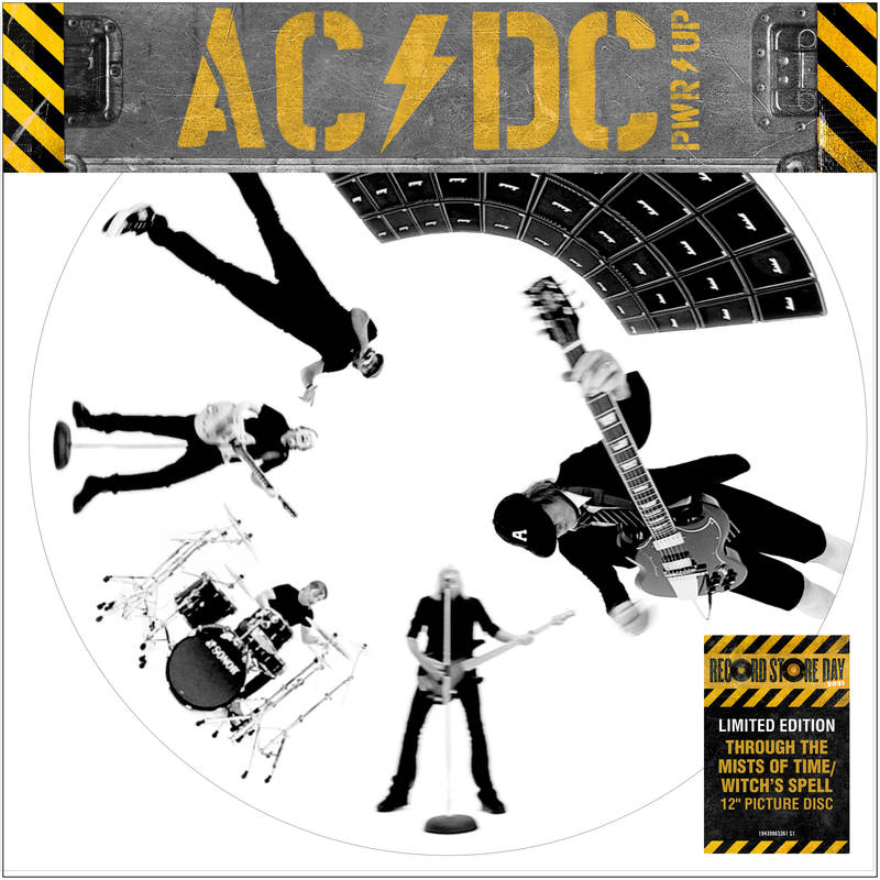 AC/DC - Through The Mists Of Time /Witches Spell