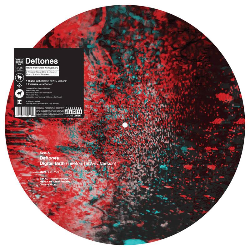 Deftones - Digital Bath (Telefon Tel Aviv)