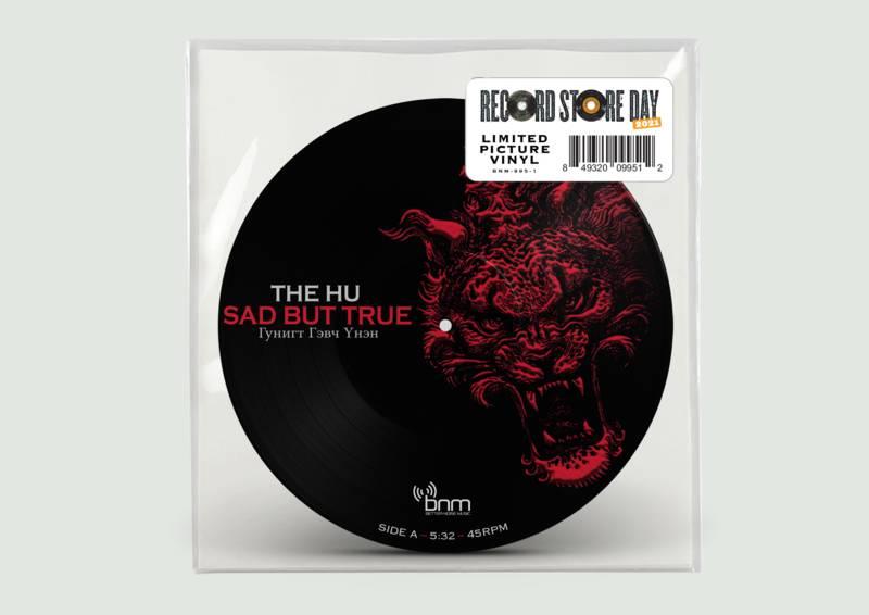 The HU - Sad But True & Wolf Totem