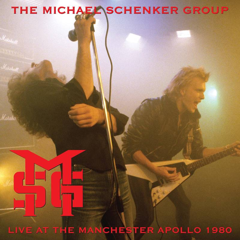 The Michael Schenker Group- Live In Manchester 1980