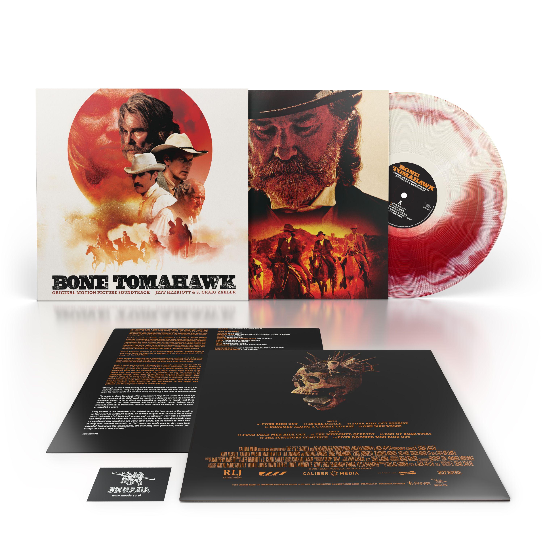 OST Jeff Herriott & S. Craig Zahler - Bone Tomahawk (Original Soundtrack)