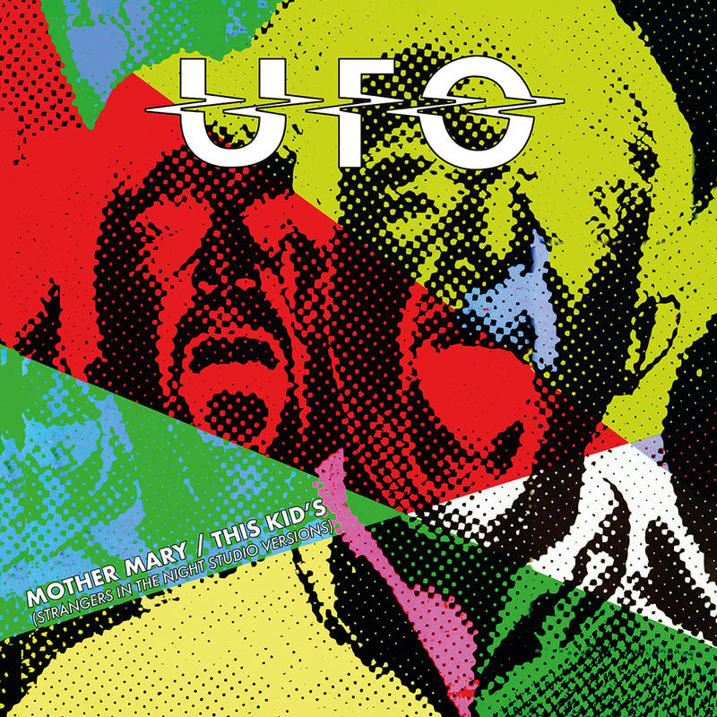 UFO - This Kid's/Mother Mary