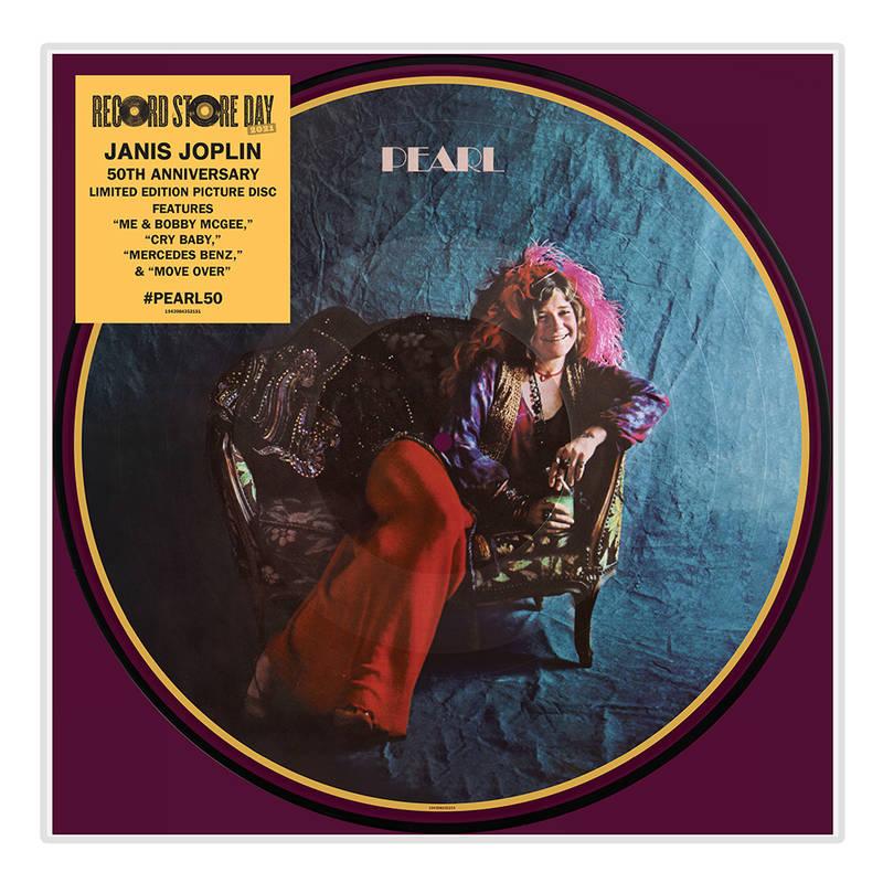 Janis Joplin - Pearl (RSD)
