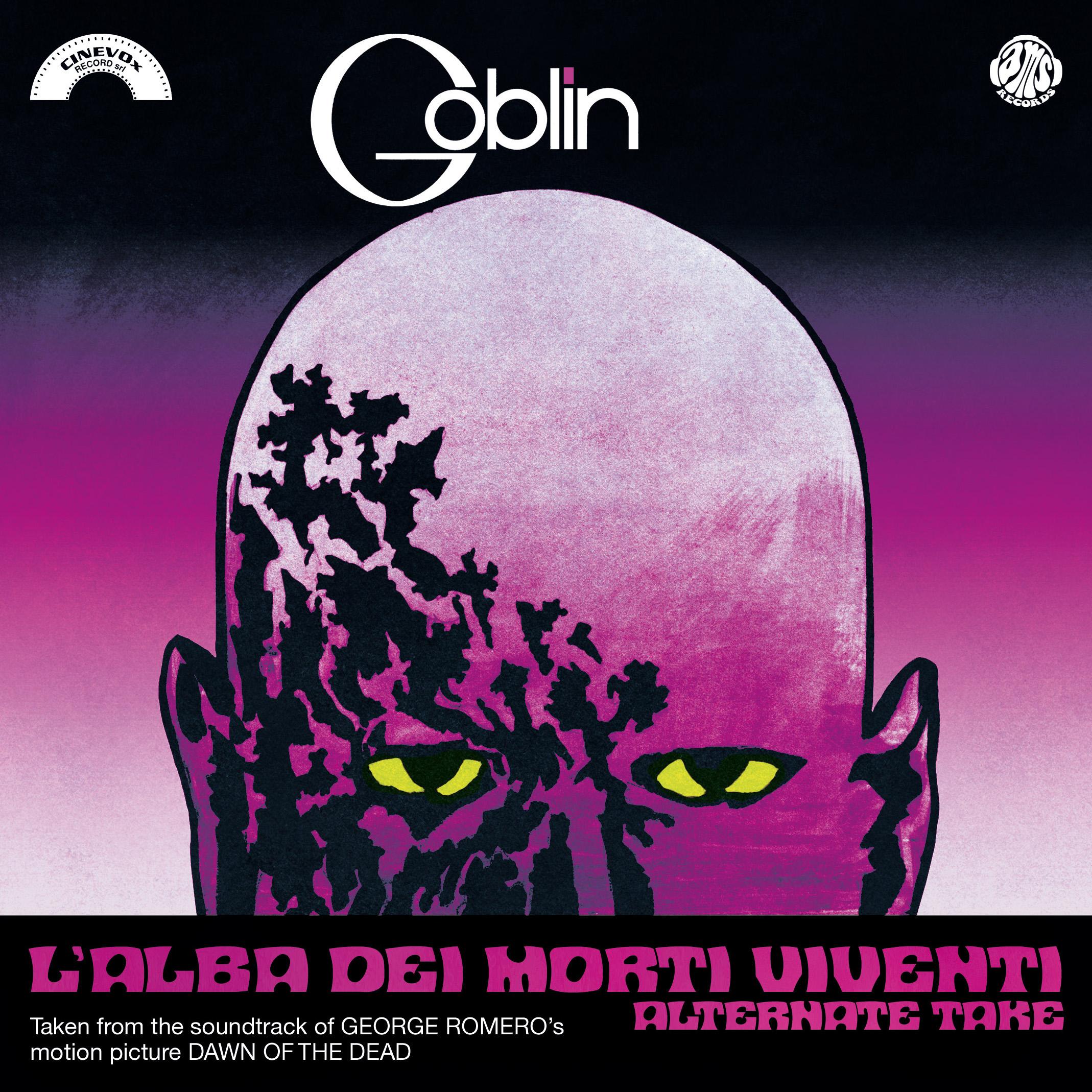 Goblin - L'Alba dei morti viventi ( alternate take) / La Caccia
