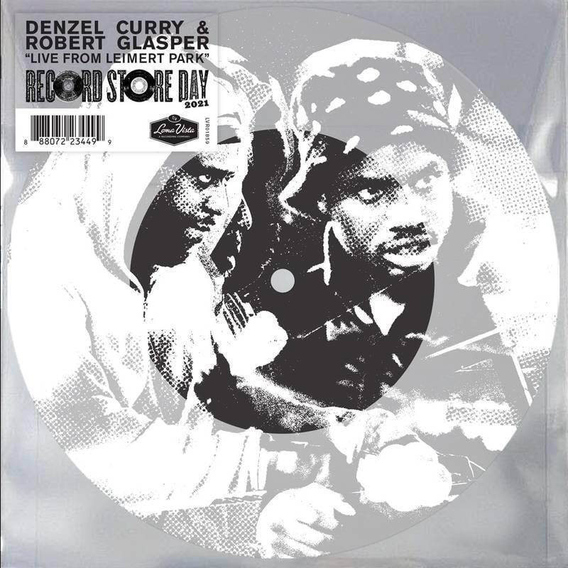 Denzel Curry x Robert Glasper - Live From Leimart Park