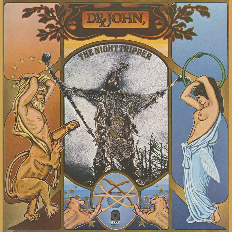 Dr John, The Night Tripper - The Sun, Moon & Herbs