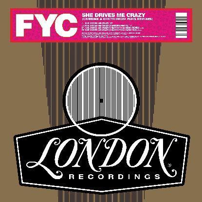 Fine Young Cannibals - She Drives Me Crazy (Derrick Carter And Seth Troxler Remixes)
