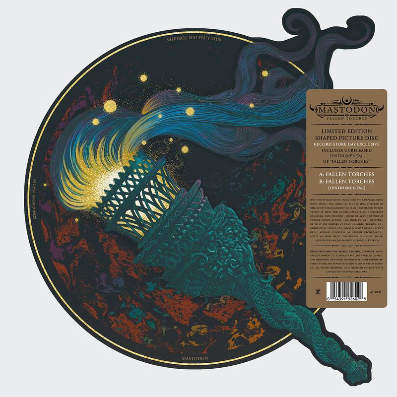 Mastodon - Fallen Torches