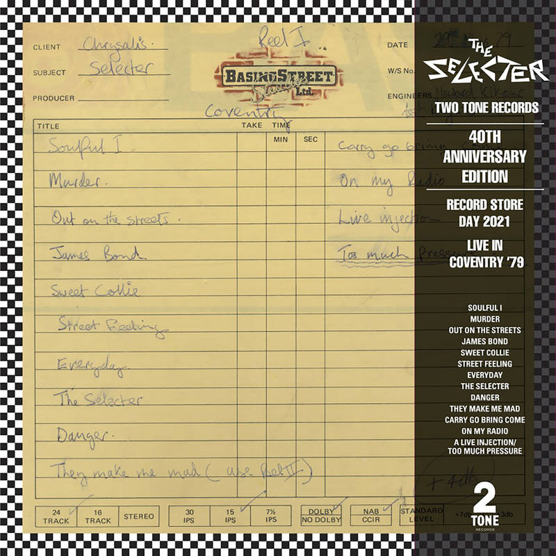 The Selecter - Live In Coventry '79