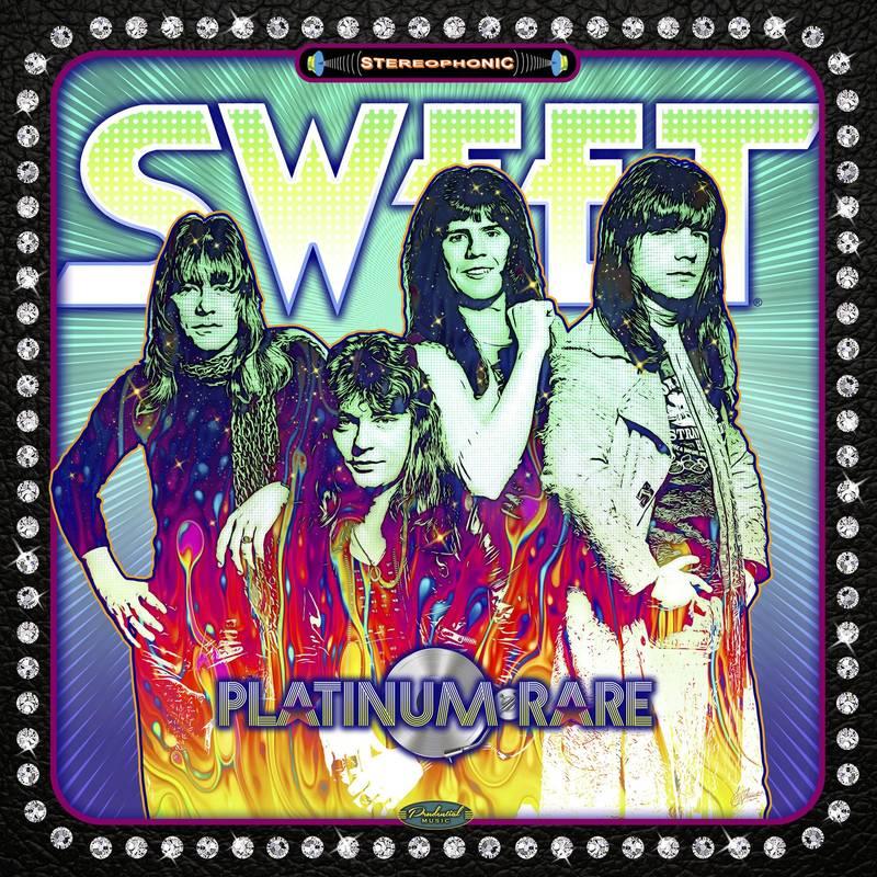 The Sweet - Platinum Rare
