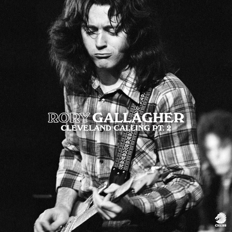 Rory Gallagher - Cleveland Calling pt.2