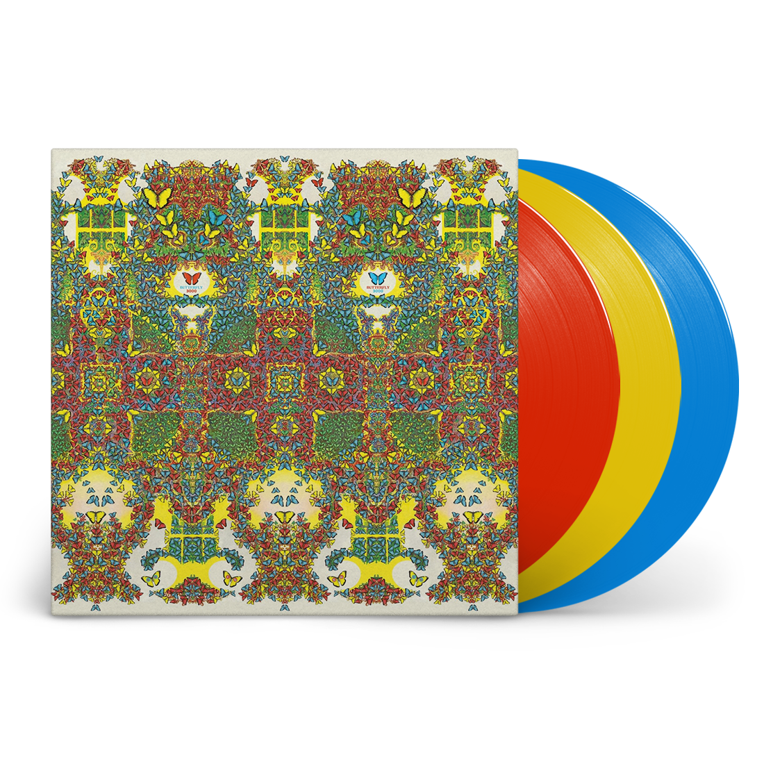 King Gizzard and The Lizard Wizard - Butterfly 3000 Limited Edition Random Coloured Vinyl
