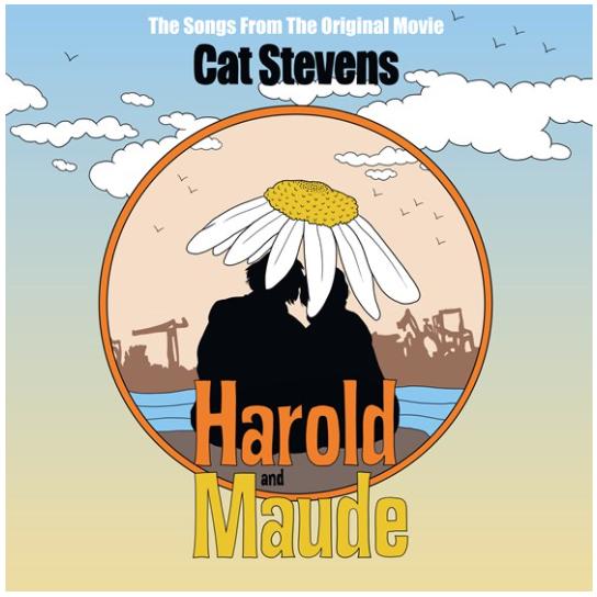 Cat Stevens - OST: Harold and Maude Orange Vinyl