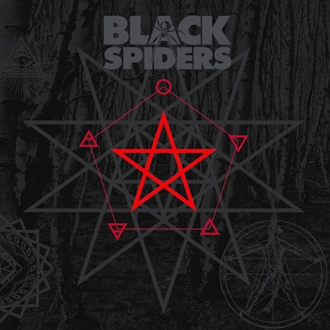 Black Spiders - Black Spiders Limited Edition Silver Vinyl