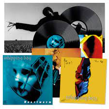 Whipping Boy - Heartworm Deluxe 2LP