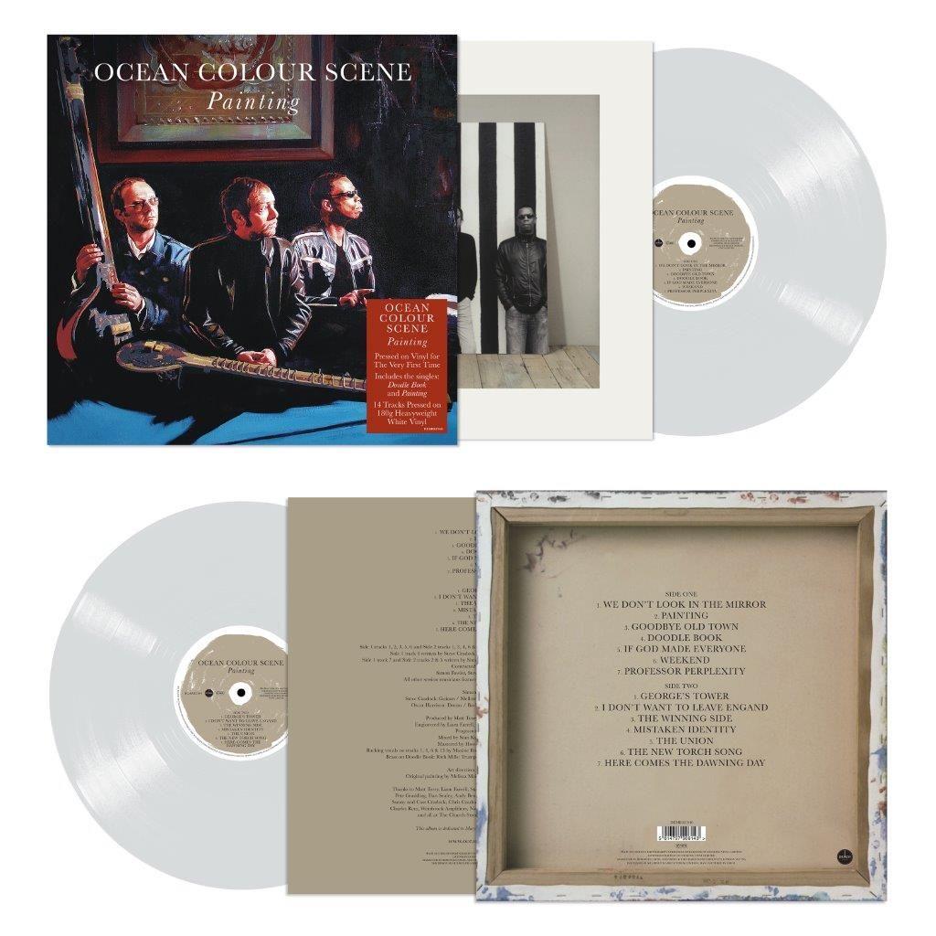 Ocean Colour Scene - Painting Limited Edition White Vinyl