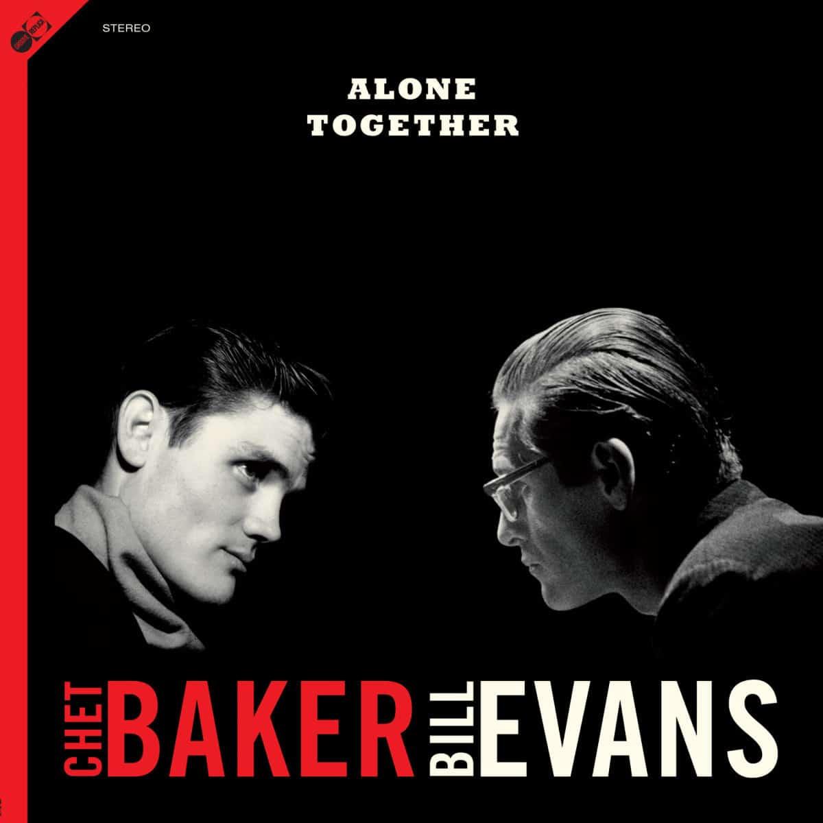 Chet Baker And Bill Evans - Alone Together LP + CD