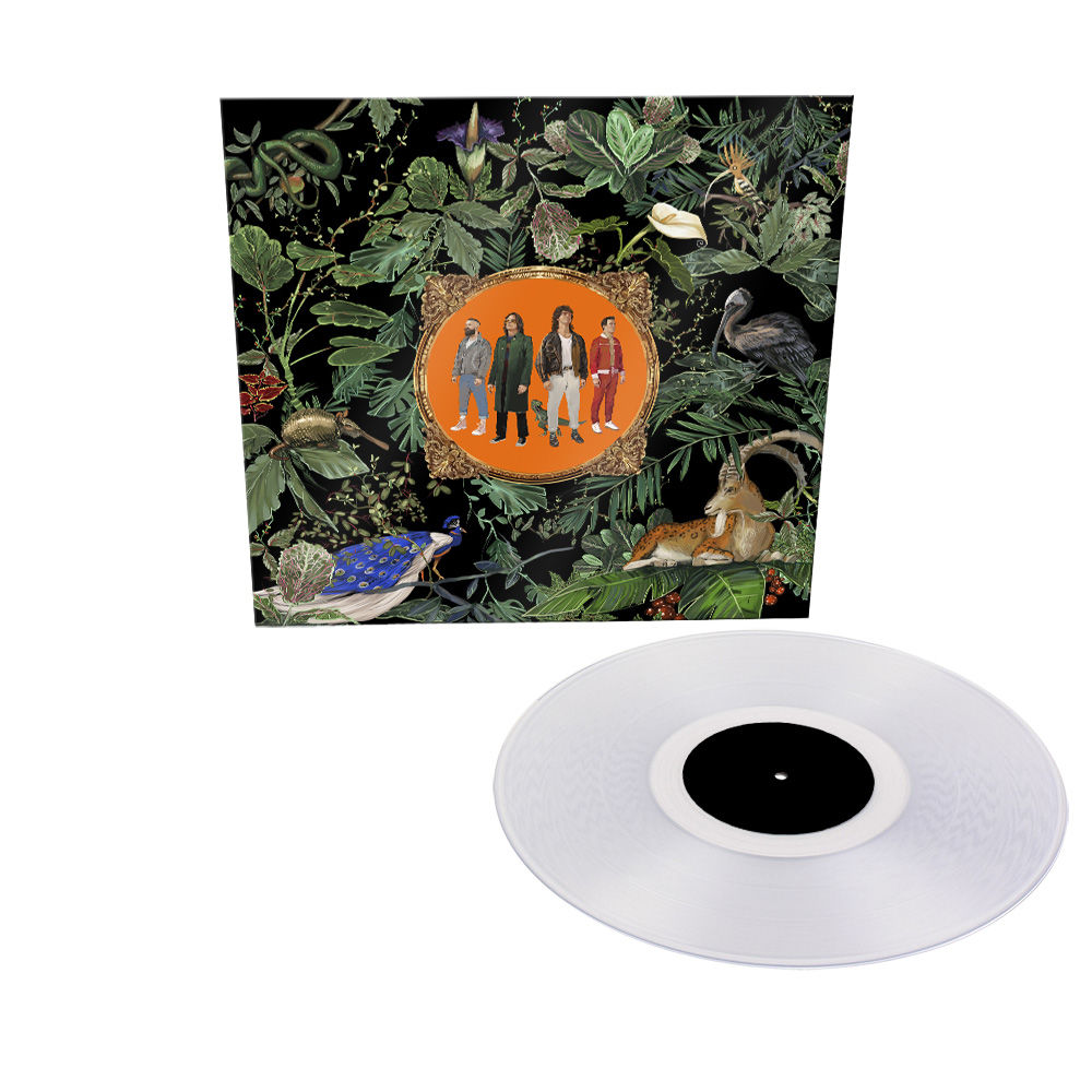 Don Broco - Amazing Things Limited Edition Transparent Vinyl