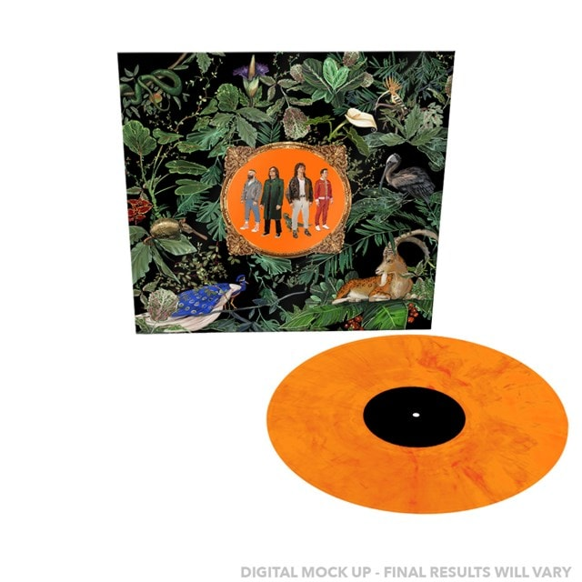 Don Broco - Amazing Things Limited Edition Marbled Orange Vinyl