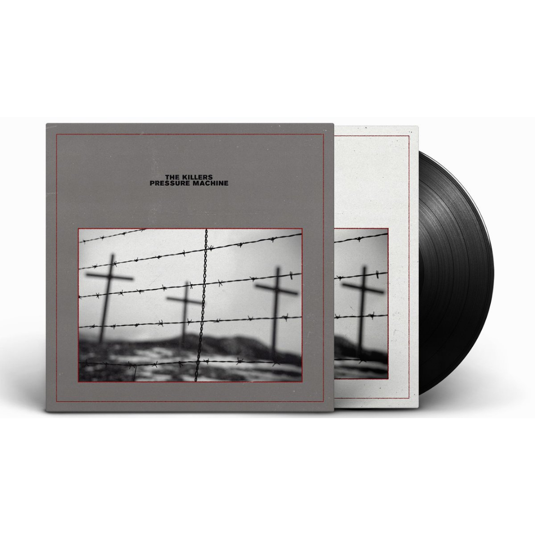 The Killers - Pressure Machine Limited Edition Indies Only Slipcase Vinyl