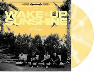 All Time Low - Wake Up Sunshine Limited Edition Custard And White Splatter Vinyl