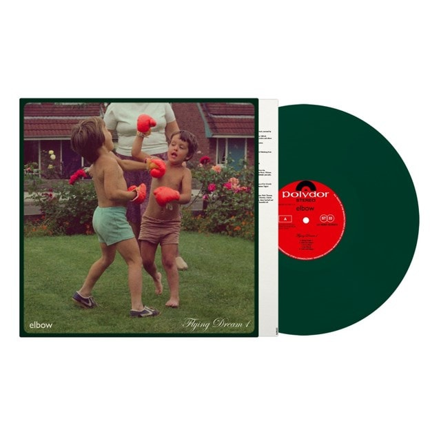 Elbow - Flying Dream 1 Limited Edition Indies Only Green Vinyl