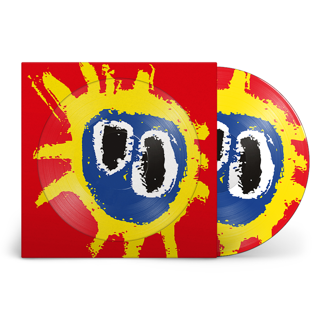 Primal Scream - Screamadelica Limited Edition Picture Disc