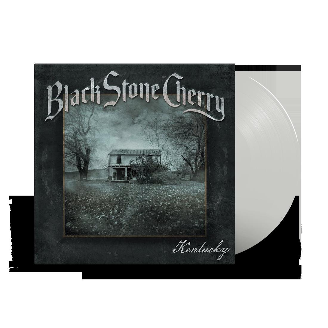 Black Stone Cherry - Kentucky Limited Edition Transparent Vinyl
