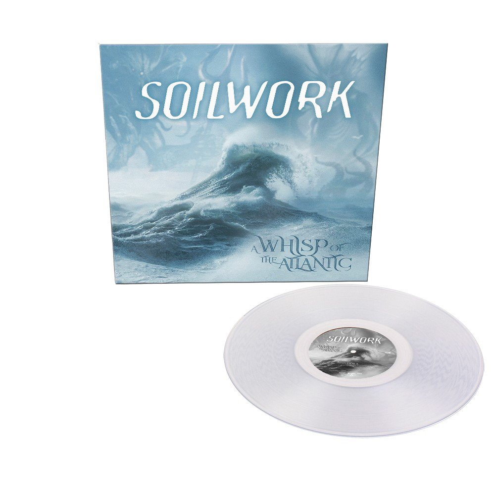 Soilwork - A Whisp Of The Atlantic Limited Edition Clear Vinyl