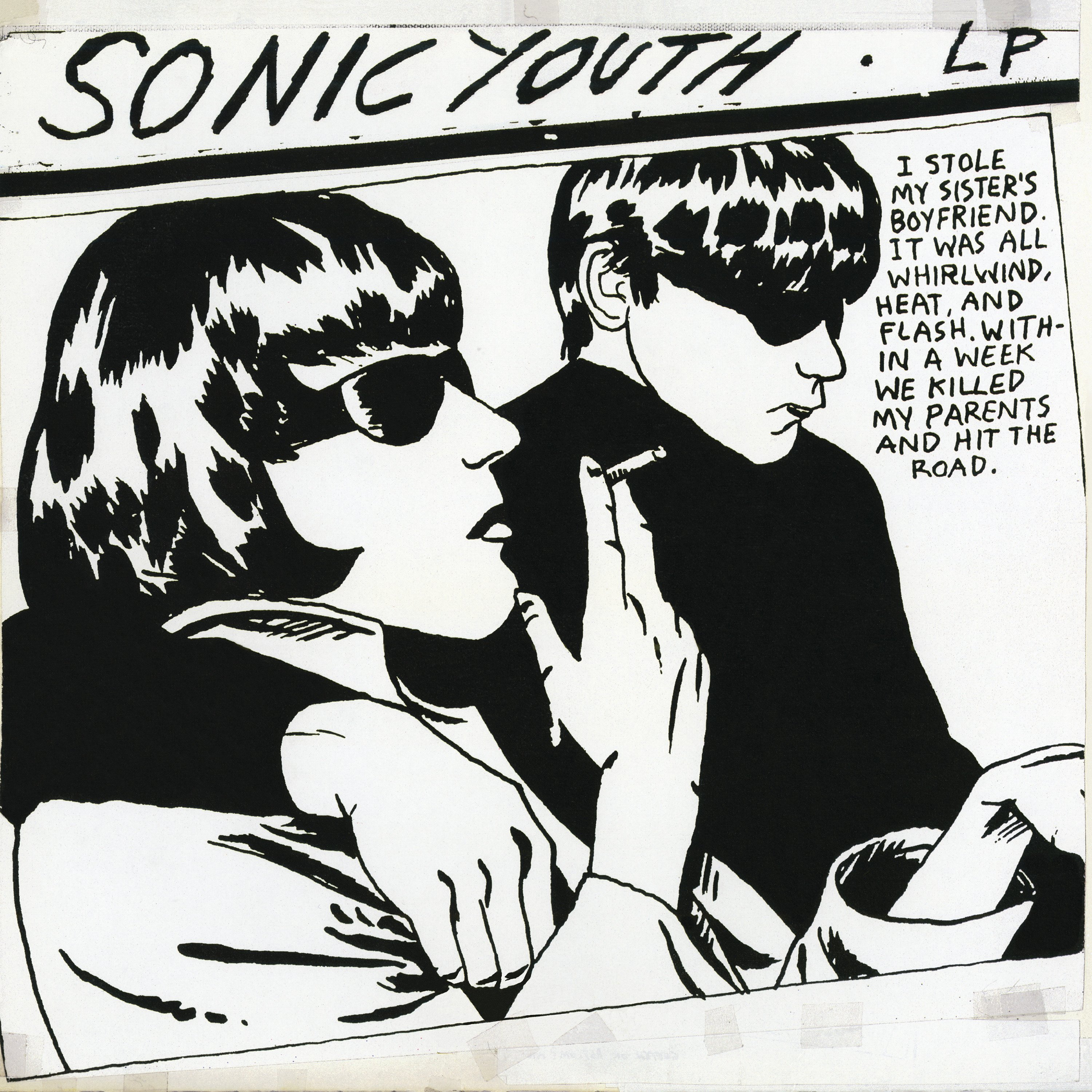 Sonic Youth - Goo LP Box Deluxe Edition 4LP