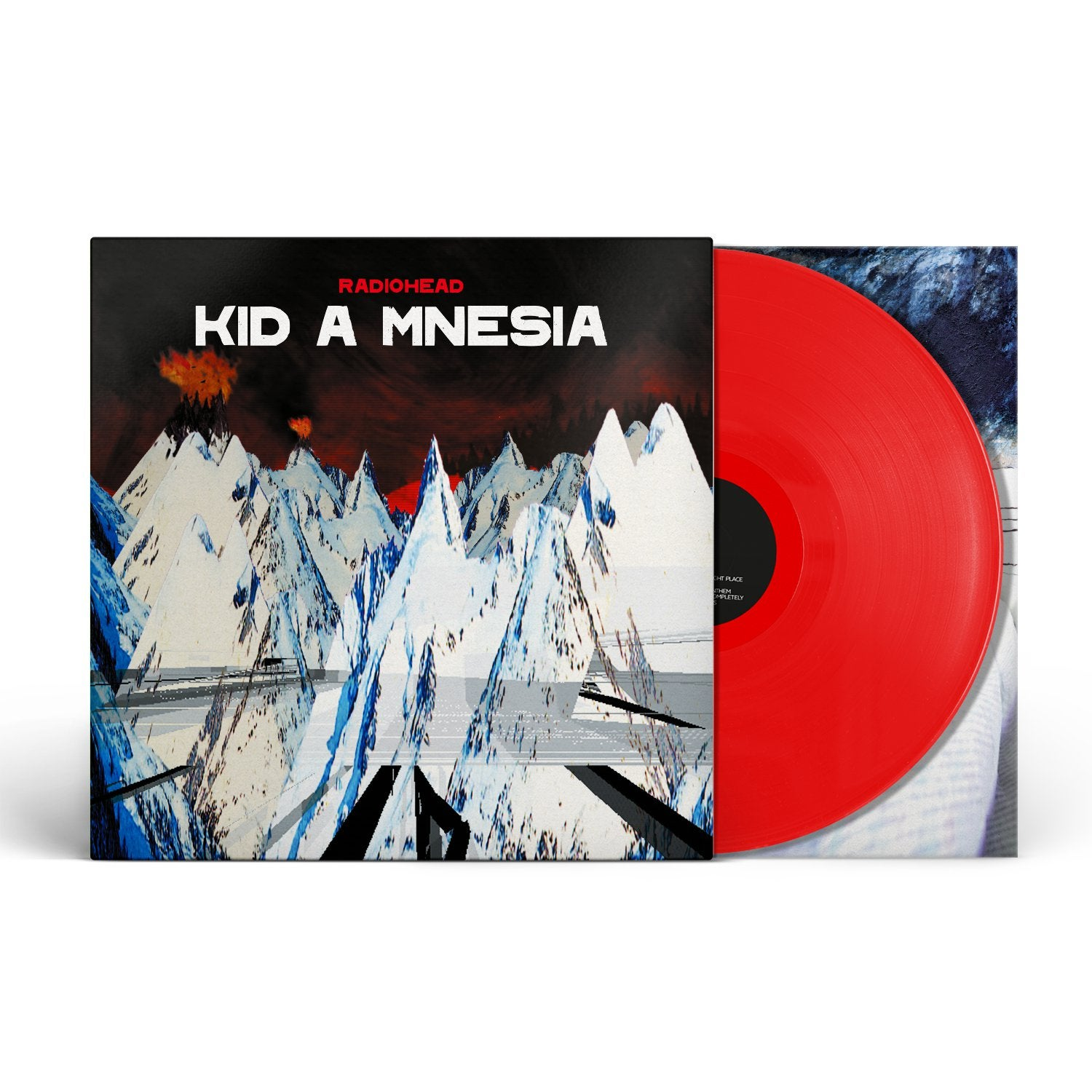 Radiohead - Kid A Mnesia Limited Edition Red 3LP