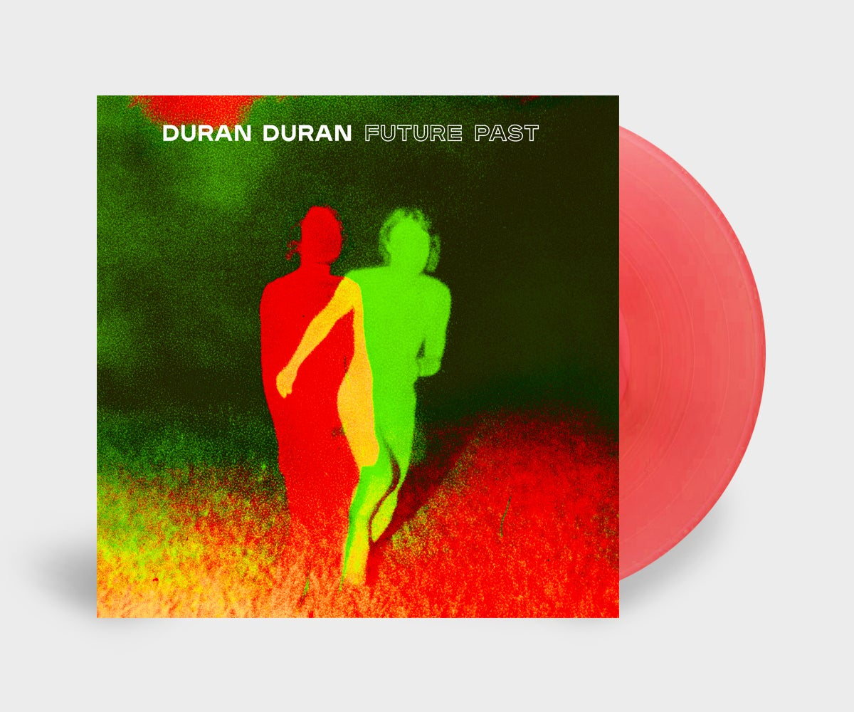 Duran Duran - Future Past Limited Edition RSD Stores Transparent Red Vinyl