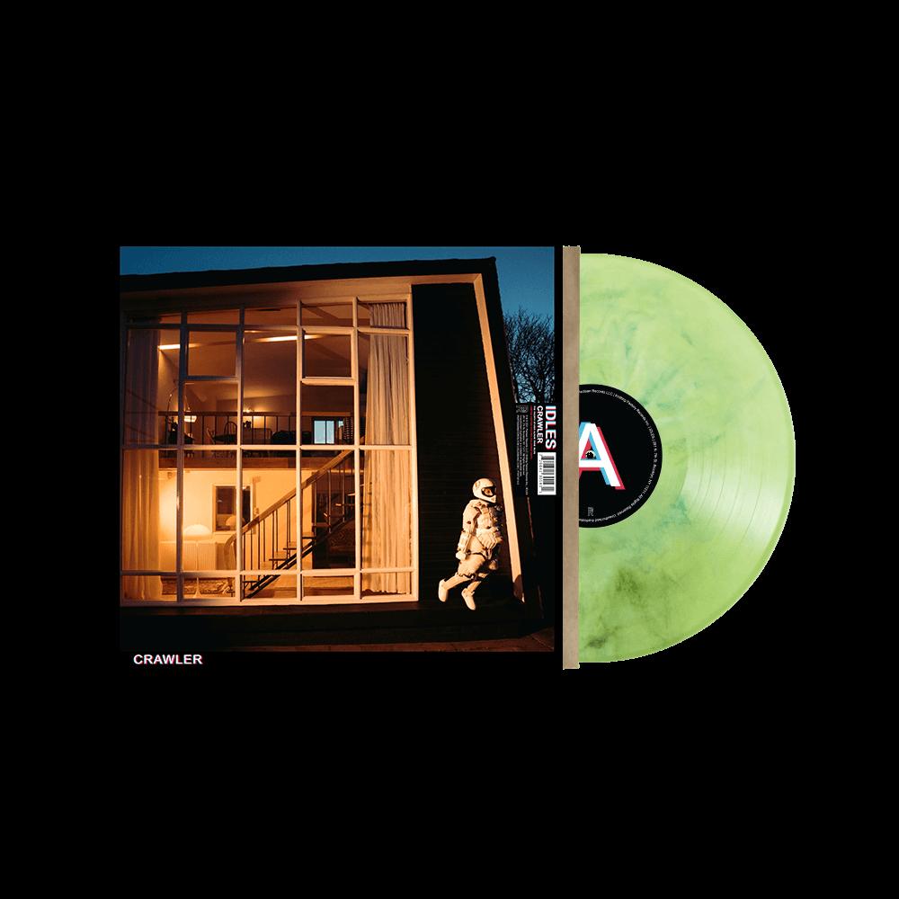 IDLES - Crawler Limited Edition Ecomix Vinyl
