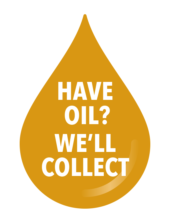 Have oil? We'll collect