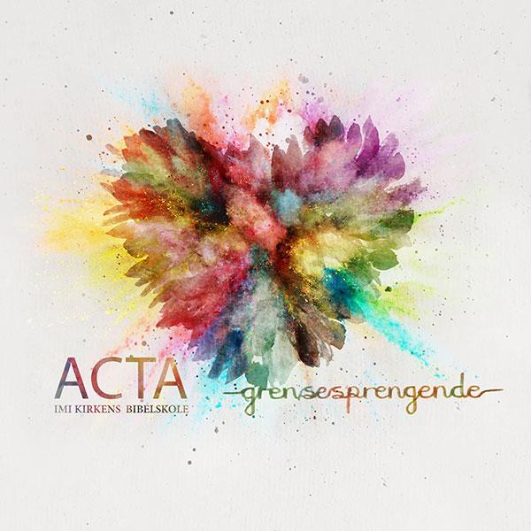 Grensesprengende - Acta Lovsang