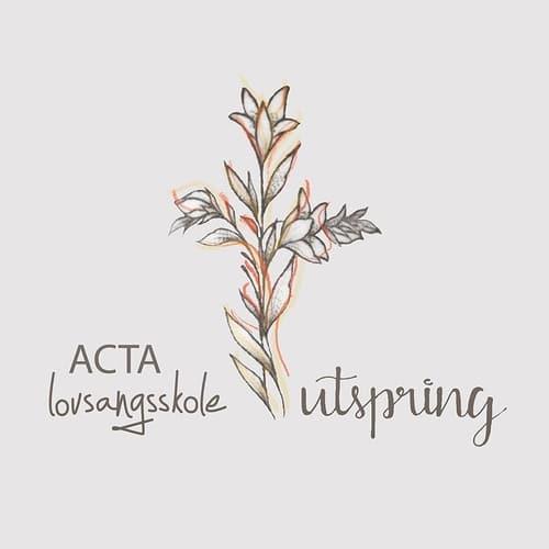 Du er ikke alene - Acta Lovsang