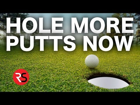 Want to hole more putts? Just do THIS!!!