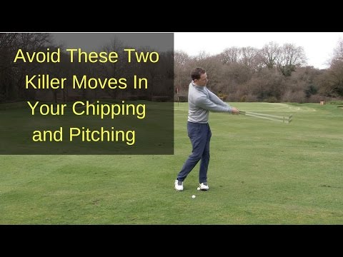 Pitch and Chip Your Ball Closer