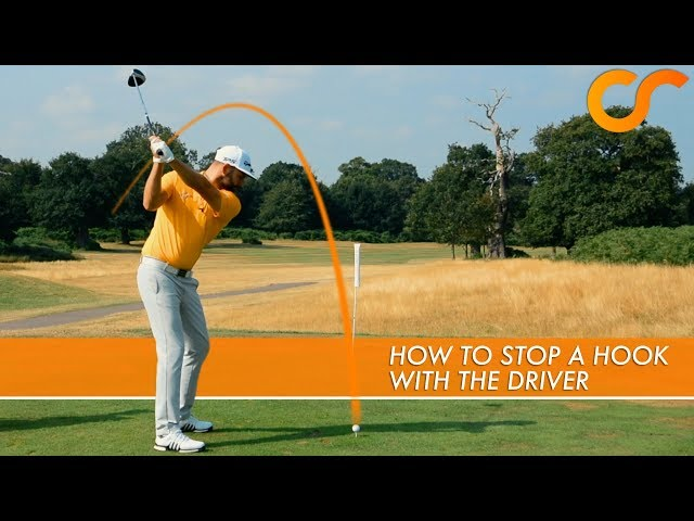 HOW TO STOP A HOOK WITH YOUR DRIVER