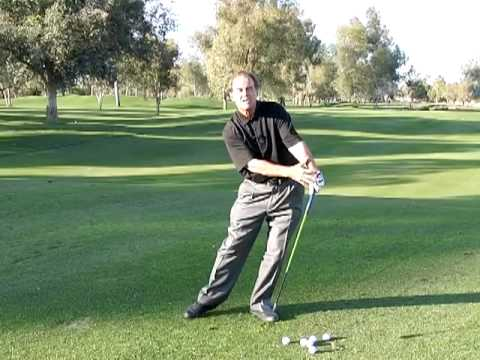 Stop Pushing Golf Ball To Right - Golf Lesson - Tip