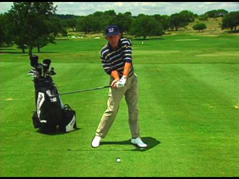 Chuck Cook: Push Shots: Poor Release