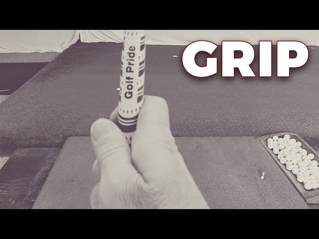 BEST VIDEO ON GRIP EVER - Wisdom in Golf - Shawn Clement