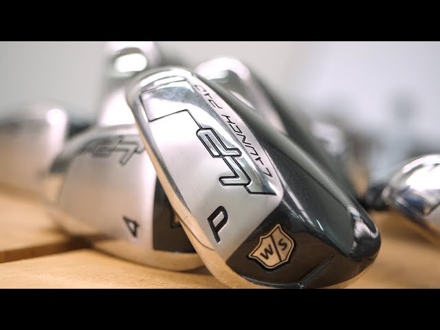 LONGEST IRON IN GOLF ? Wilson Launchpads 2020 Review