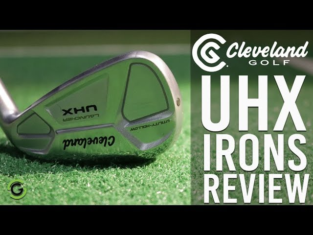 CLEVELAND LAUNCHER UHX IRON REVIEW