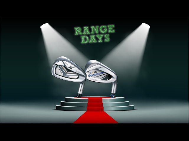 Range Days: Breaking Down the XXIO X and XXIO 11 Irons