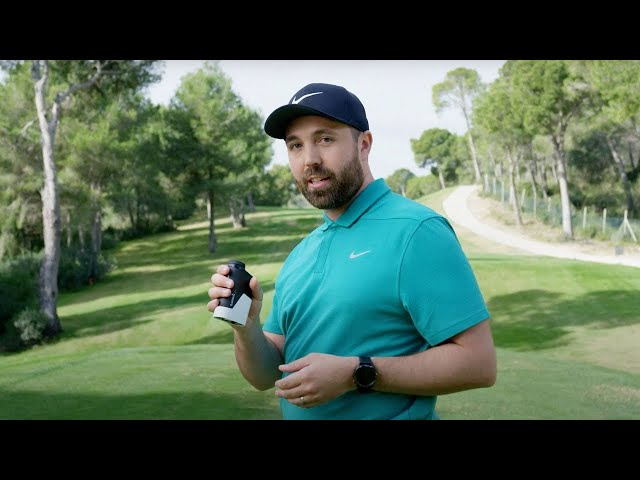 Garmin Approach Z82 Golf Range Finder: Watch Rick Shiels Gauge Shots with Laser Accuracy
