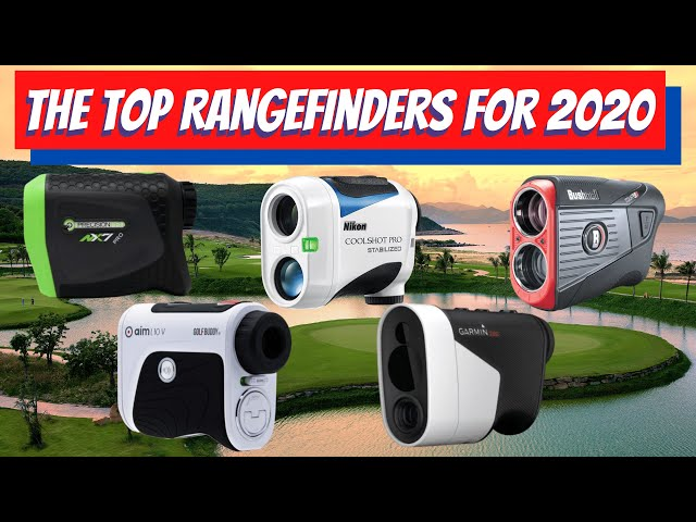 The Best Golf Rangefinders For 2020 | GolfWeekly Review of the Top Golf Laser Rangefinders This Year